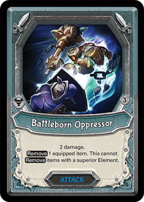 BattlebornOppressor