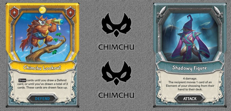 Chimchu Cards