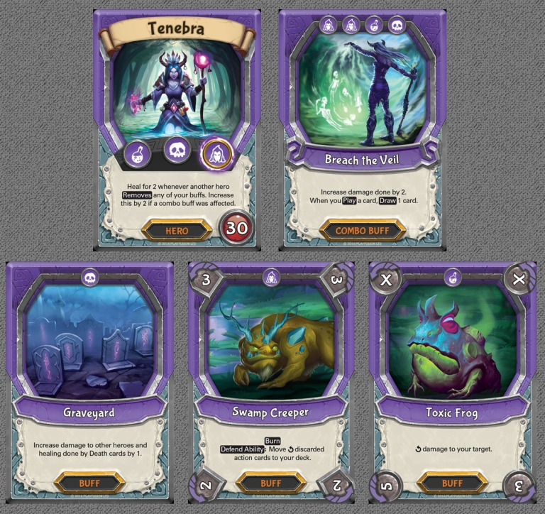 Dread Start Exclusive Cards