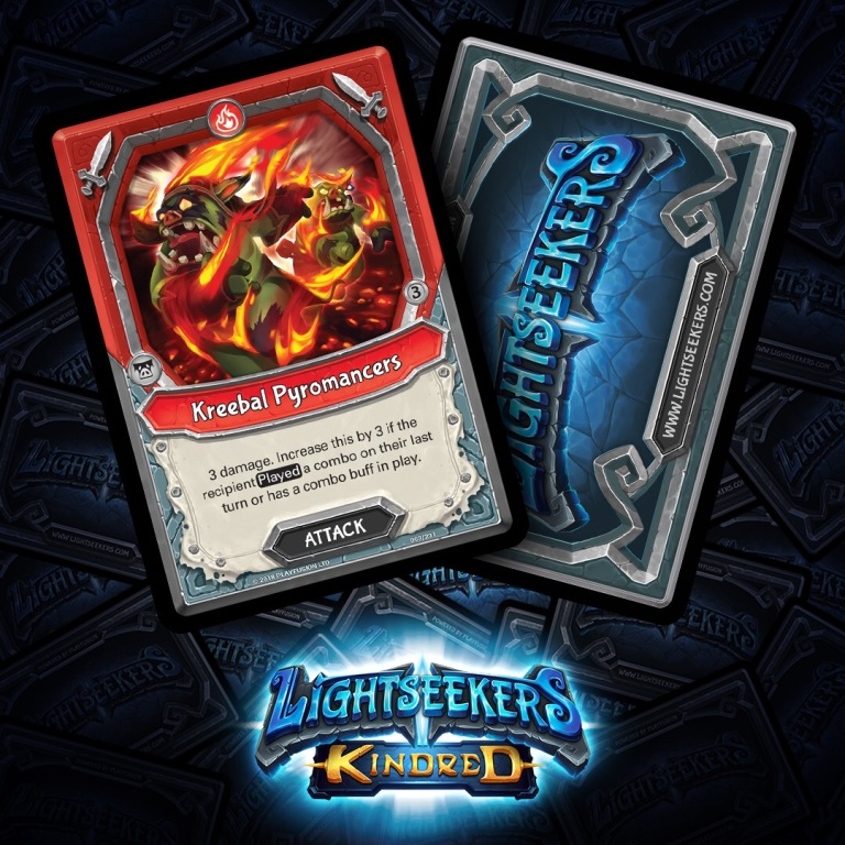 Kreebal Pyromancers