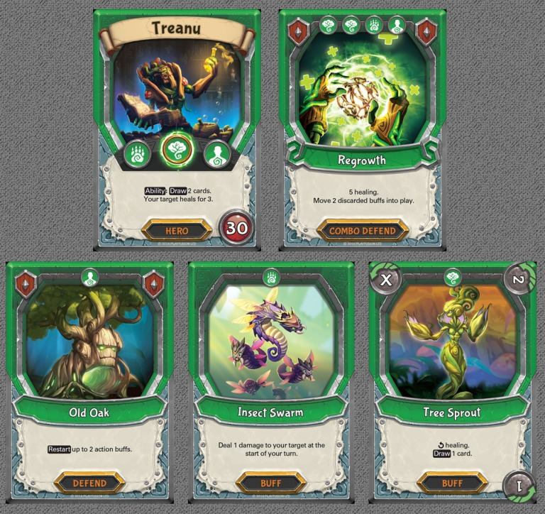 Nature Start Exclusive Cards