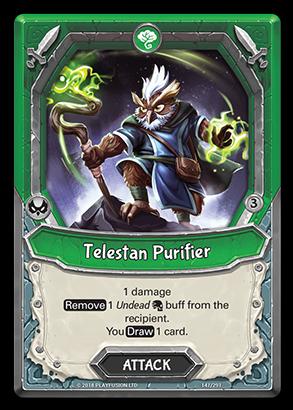 TelestanPurifier