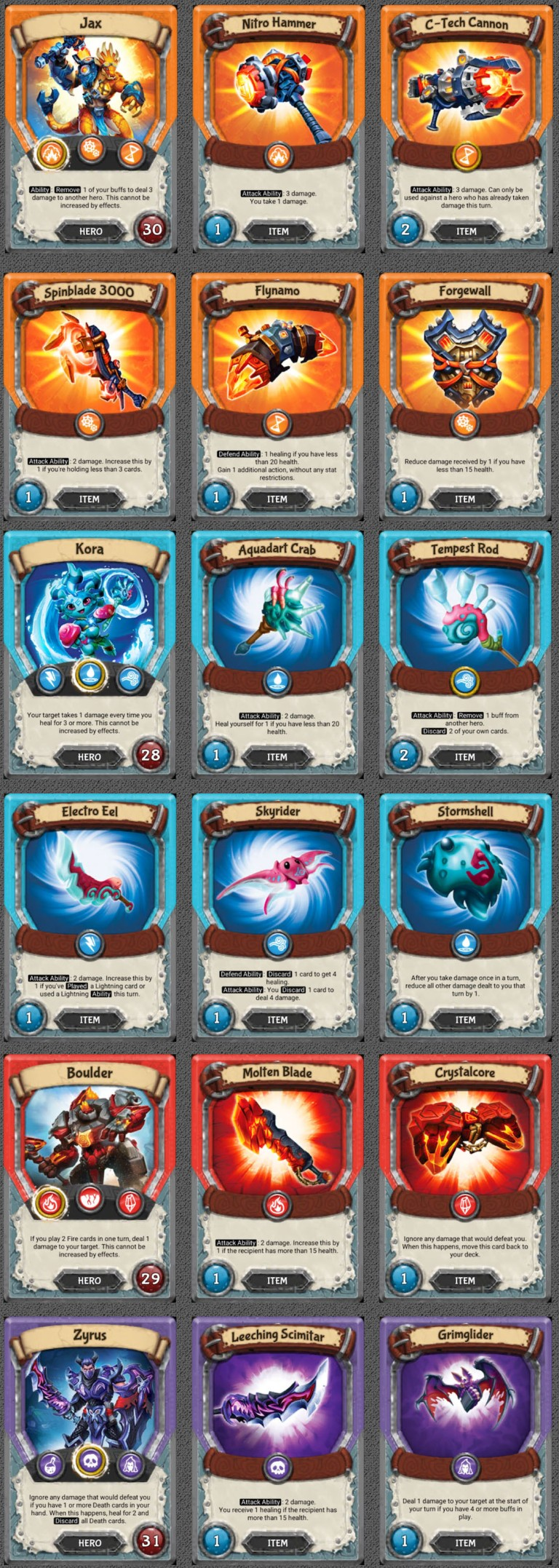Toy Cards v2