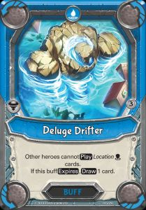 deluge drifter